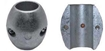 "X-1 Zimar Shaft Zinc Anode 3/4"" diameter"