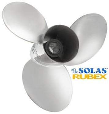 Picture for category Rubex Stainless Propellers