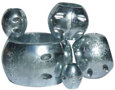 Picture for category Zinc Anodes