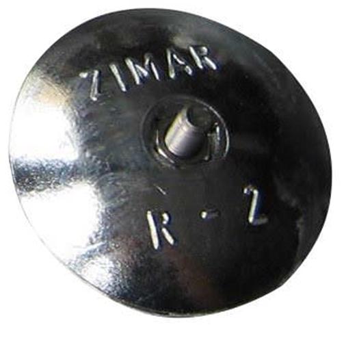 "Picture of R-2 2-15/16"" Zimar Rudder Zinc Anode"