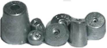 Picture for category Nut Zinc Anodes