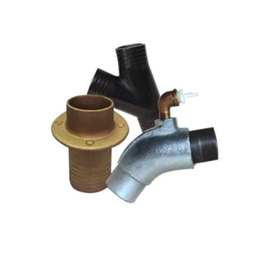Picture for category Exhaust Fittings