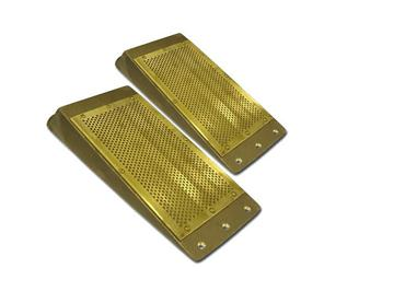 Picture for category Positive Flow Rectangular Scoop Strainers with Surface Mount Screens