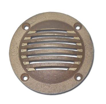 Picture for category Slotted Bronze Round Strainers