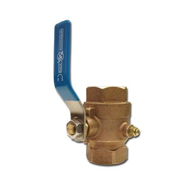 Picture for category Bronze Low Profile Ball Valves