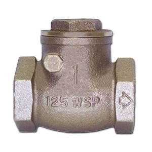 Picture for category Bronze Swing Check Valves