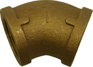 Picture for category 45 Degree Bronze Elbows