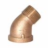 Picture of 00103H037 45 Degree Bronze Street Elbows