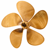 Picture of 38 inch M-500 5 Blade Bronze