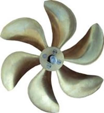 Picture for category Exotic Yacht Propellers