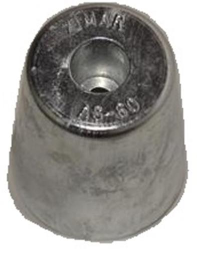 Picture of AS-50 Zimar Nut Zinc Anode