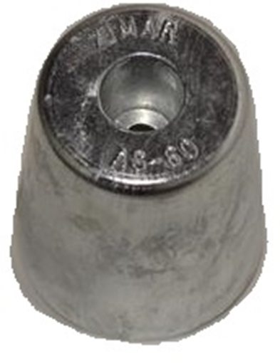 Picture of AS-45 Zimar Nut Zinc Anode