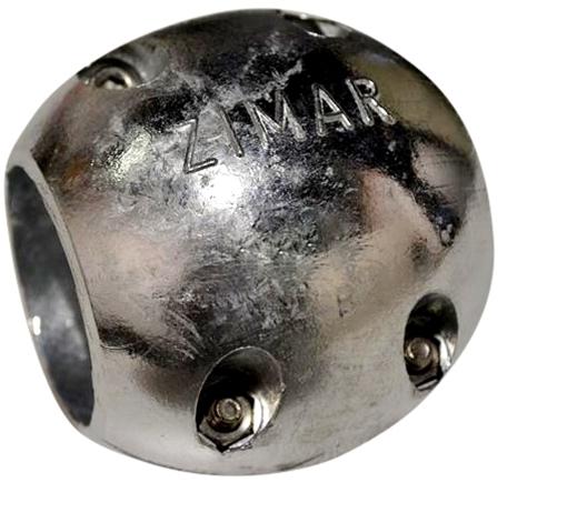 MX-115 Zimar Shaft Zinc Anode 115mm