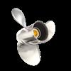 Stainless steel propeller for YAMAHA/HONDA/MERCURY 9.9-15HP 10