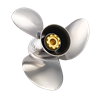 14 x 21 LH 1532-140-21 stainless steel boat propeller