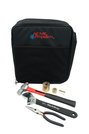ACME 4997 Propeller Case with Harmonic Puller
